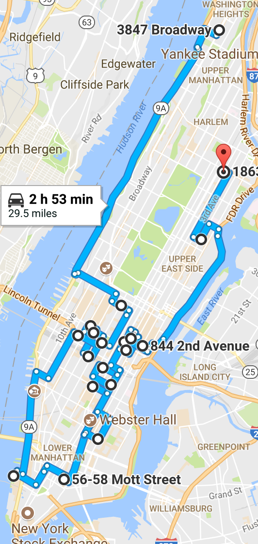 Traveling Salesman With Perl R And Google Maps